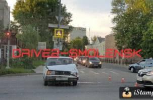 Жесткое ДТП на Кирова: «японку» отбросило к обочине