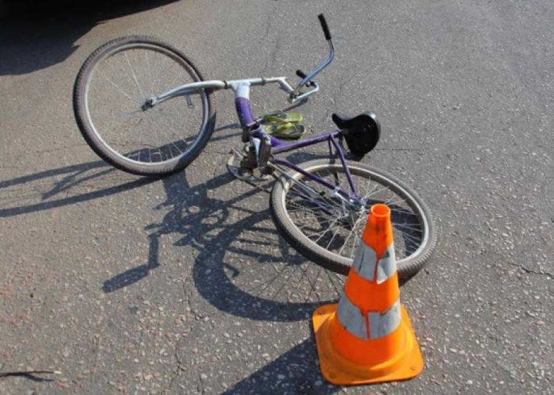 В Десногорске внедорожник сбил подростка на велосипеде