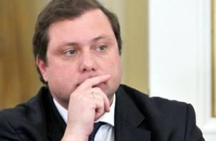 Влияние смоленского губернатора Островского за три месяца снизилось на 20 пунктов