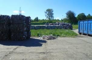 Смоленщине не хватает единственного мусоросортировочного завода