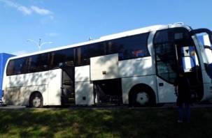 Смоляне вновь смогут отправиться в Ялту на автобусе