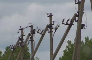 Двое смолян похитили 5 километров проводов