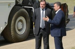 Правоохранители расследуют сигнал о давлении на бизнес со стороны «Смоленскавтодора»
