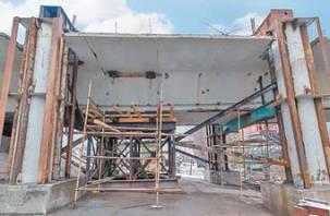 Строители рассказали подробности ремонта просевшего моста в Велиже