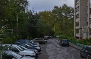 В Смоленске в микрорайоне Королёвка ищут место для еще одной многоэтажки