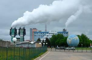 Завод «Дорогобуж» модернизирует производство аммиака в Смоленской области