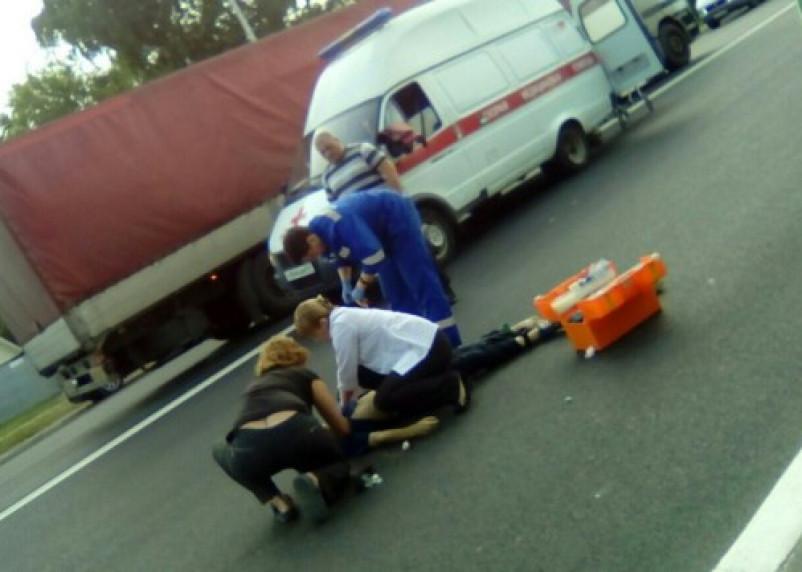 В Смоленске подросток погиб, попав под колеса иномарки