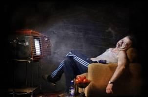 В Сычевке курильщик едва не сгорел в своей квартире