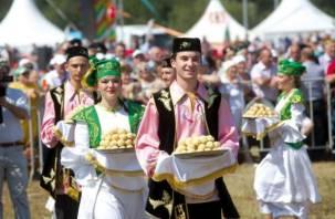 В Смоленске пройдет праздник дружбы народов «Сабантуй»