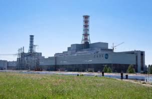 Дмитрий Медведев распорядился сменить категорию земли для смоленской АЭС-2