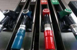 Бензин в Смоленске оказался одним из самых дорогих в ЦФО