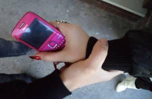 Смолянин отобрал телефон у незнакомки, чтобы подарить его своей девушке