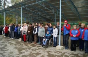 Смоленская областная организация инвалидов осудила действия кардымовских правоохранителей