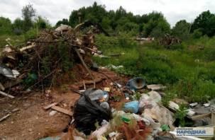 Смоленские сельхозпредприятия зарастают в мусоре и останках скота (фото)