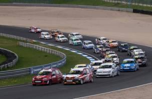 На «Смоленском кольце» пройдет пятый этап серии кольцевых гонок