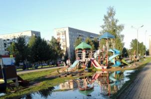 В Десногорске появился аквапарк