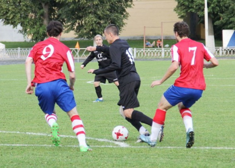 Профессиональный футбол в Смоленске – всё