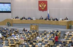 Обманутые дольщики из Смоленска пожаловались в Госдуме на губернатора Островского