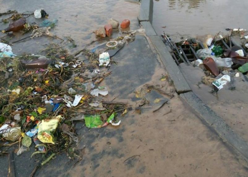 Смоленщину затопило: стихия проверила на прочность смоленских коммунальщиков