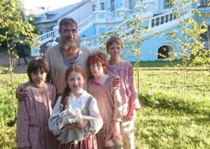 Заканчивается работа над телесериалом, который снимался в Смоленской области