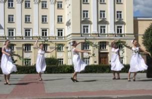Смоленск отметил День семьи, любви и верности