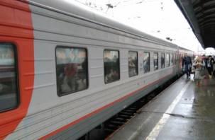 Осенью изменится расписание поезда «Смоленск — Санкт-Петербург»