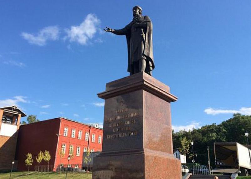 В Смоленске пройдет Крестный ход в честь князя Владимира
