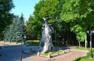 В Смоленске на ремонт «памятника с орлами» потратят 360 тысяч