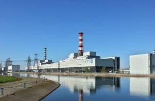 Смоленская АЭС переходит на «сухое» хранение отработавшего ядерного топлива