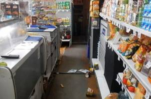 Смолянин напал с ножом на продавщицу в Белгороде
