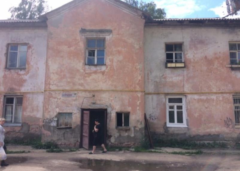 Ветхий дом в Смоленске: сносить или не сносить?