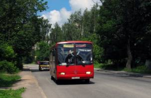 В Смоленске пустят дополнительные рейсы автобуса № 28