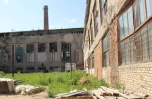 На Смоленщине проходит очистка от ртути бывшего завода по производству термометров