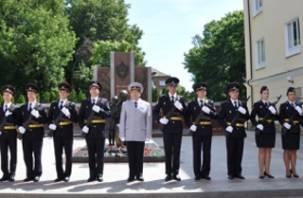 В Смоленске будущие полицейские приняли присягу