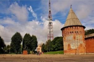 Музей в Громовой башне Смоленска будет закрыт