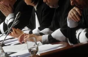 Судимый родственник чуть не сорвал назначение зама председателя Смоленского областного суда