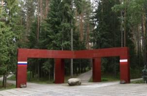 Поляки обманули смоленского бизнесмена и не заплатили за ремонт в Катыни