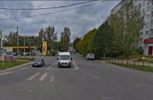 На улице Николаева в Смоленске ограничили движение транспорта