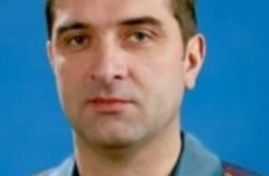 Новым начальником ГУ МЧС России по Омской области может стать уроженец Смоленщины