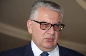 Бывшего начальника УКСа Смоленской области обвиняют в хищении 750 млн рублей