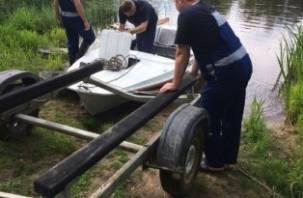 В Ельнинском районе нашли утопленника