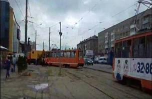 Смолянин снял видео о трамваях-инвалидах