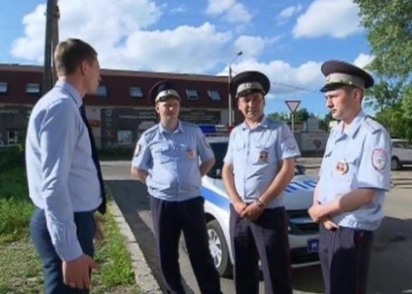 Глава смоленского УМВД прокомментировал инцидент с задержанием прокурорского работника