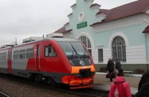 До конца августа жители Рудни остались без утренних поездов в Смоленск