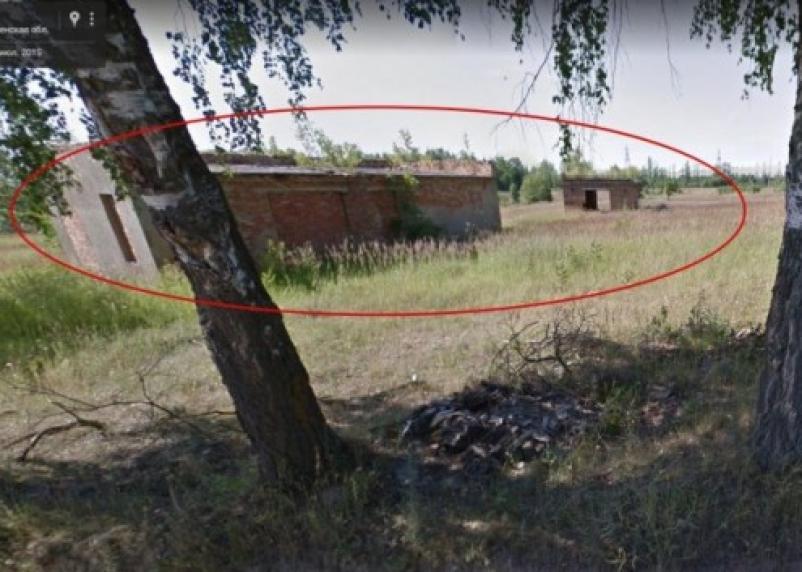 В подвале пилорамы в Дорогобуже нашли женскую мумию