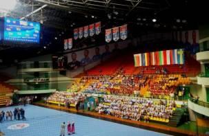 Смоляне отличились на Балтийских юношеских играх