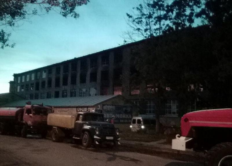 Трагедия на смоленской фабрике «Шарм»: информация о количестве погибших уточняется