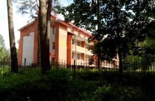Администрация Смоленска передумала достраивать лагерь «Орлёнок»