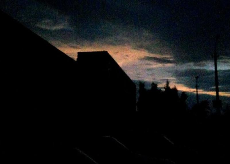 После грозы Смоленск остался без света