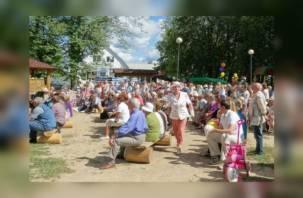 Смолян приглашают на День поселка Пржевальское